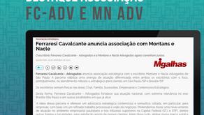 Ferraresi Cavalcante - Advogados anuncia associação com o escritório Montans e Nacle Advogados