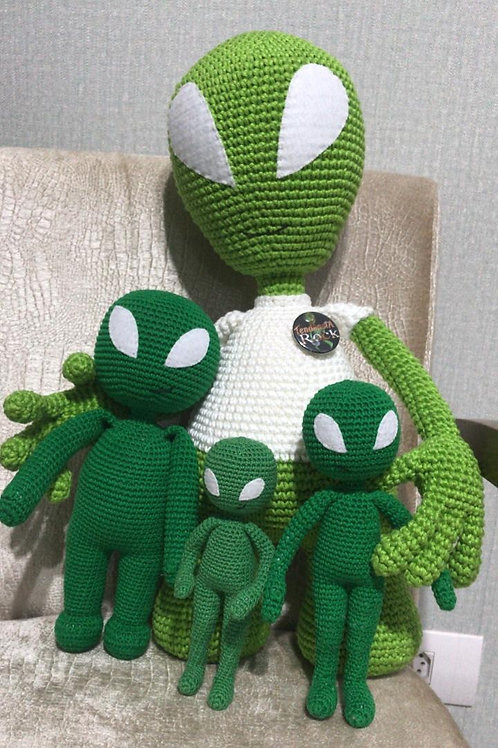 ET Amigurumi (Mascote do Festival)