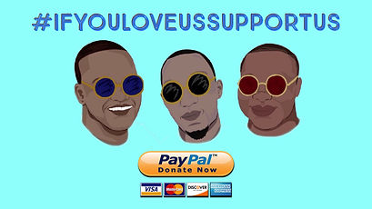 #IFYOULOVEUSSUPPORTUS CAMPAIGN WITH PAYPAL