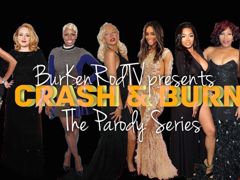 Content Playlist of the Month: (PARODY) Crash & Burn | SEASON 1