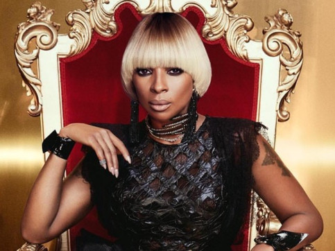 Entertainment Spotlight: Mary J. Blige