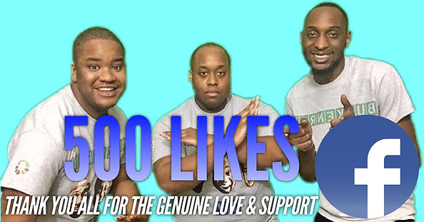 BURKENRODTV MAKES 500 LIKES ON FACEOOK