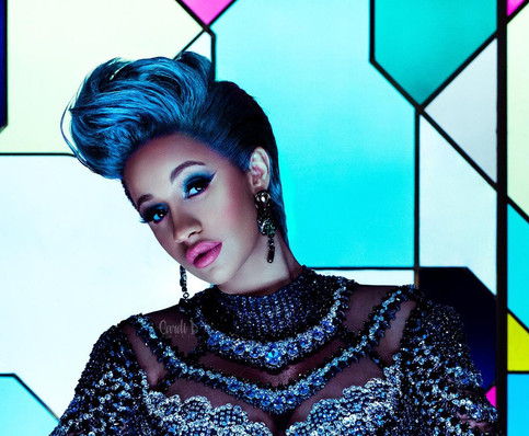 Entertainment Spotlight: CARDI B