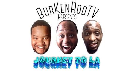 BKRTV JOURNEY TO LA VLOG