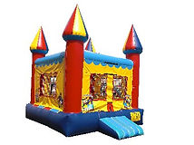 Circus Carnival Bounce House Moonwalk Party Rental