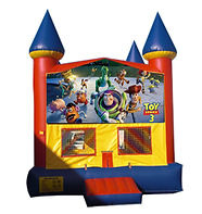Toy Story Bounce House Moonwalk Party Inflatable Rental