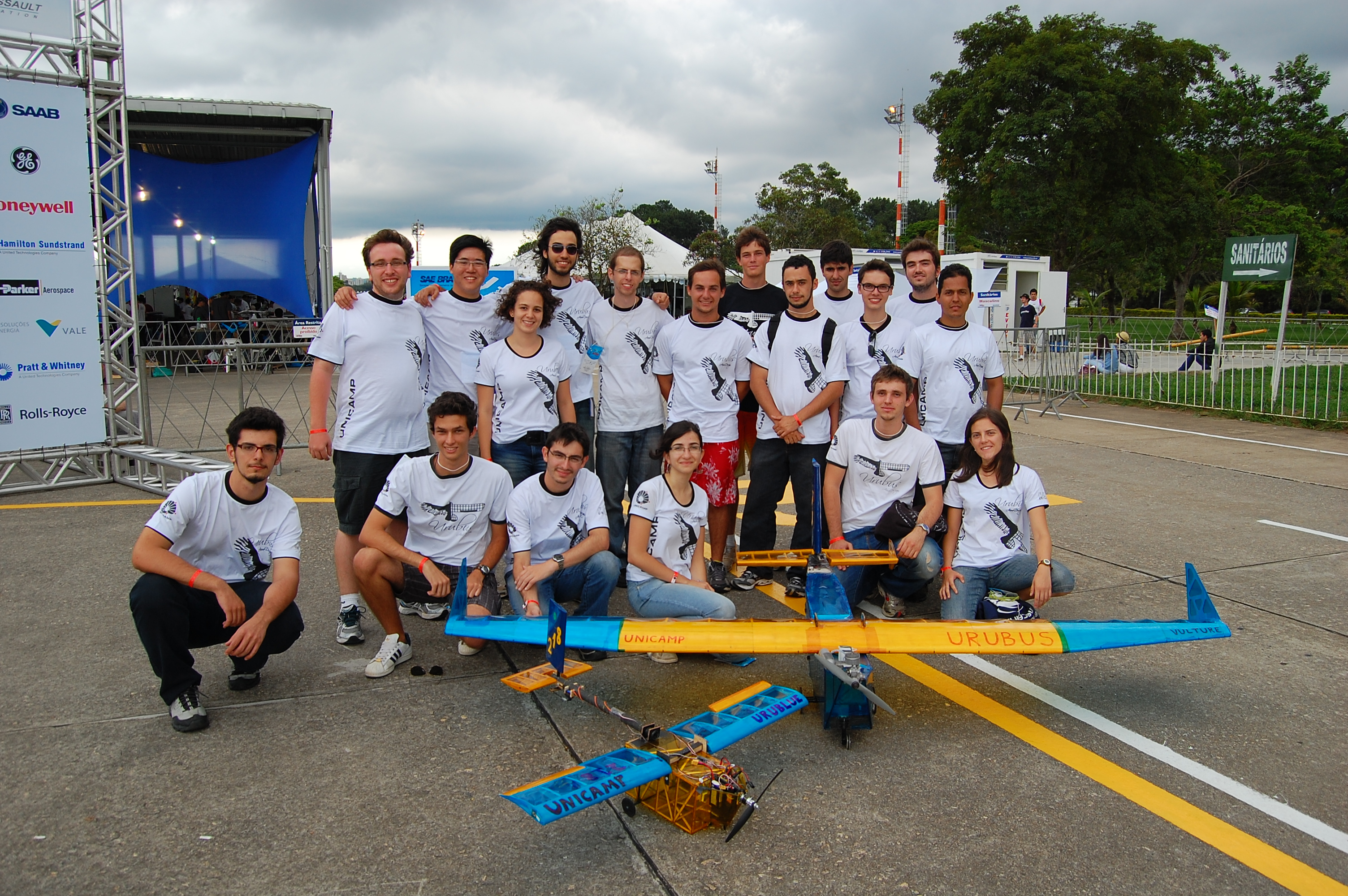 Equipe 2012