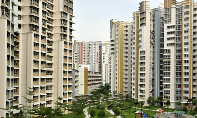 effects on sales of HDB flats