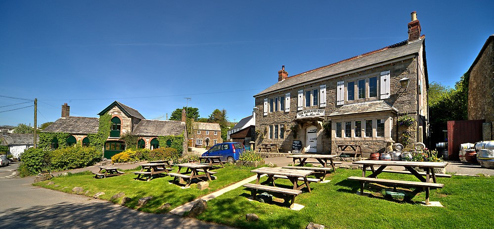 The Blisland Inn, Blisland, PL30 4JF