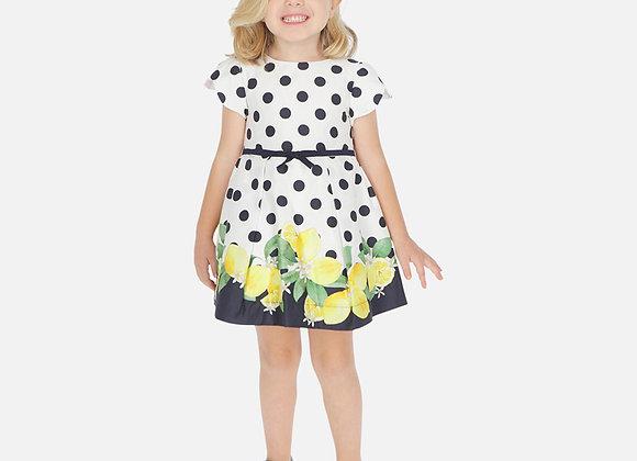 Mayoral Girl Lemon Sundress