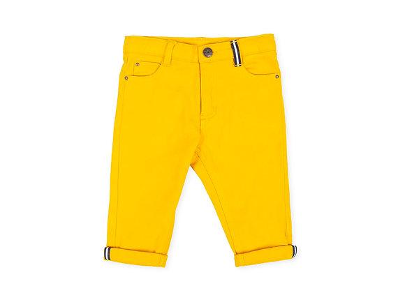 Tutto Piccolo Yellow Chinos