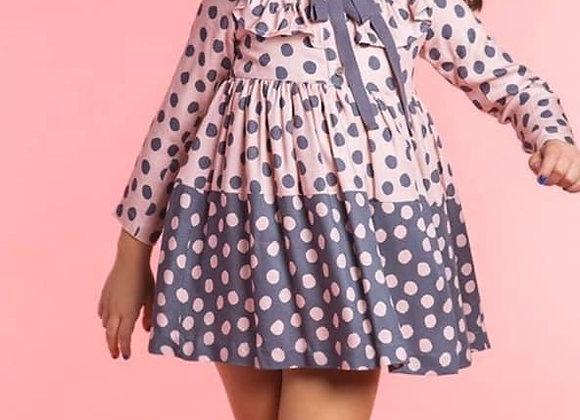 Rochy Polka Dress