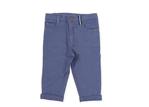 Tutto Piccolo French Navy Chinos