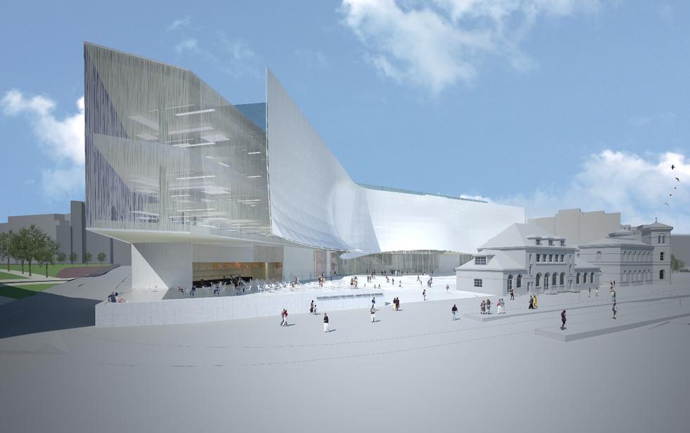 Nasjonalmuseet, Oslo, Norway