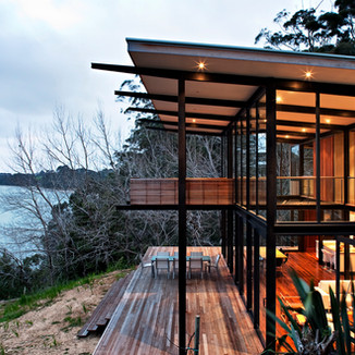 House at Orua Bay