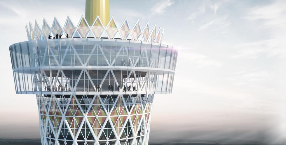 MCOT Tower, Bangkok
