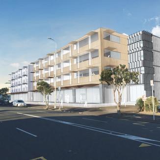 New North Road Apartments