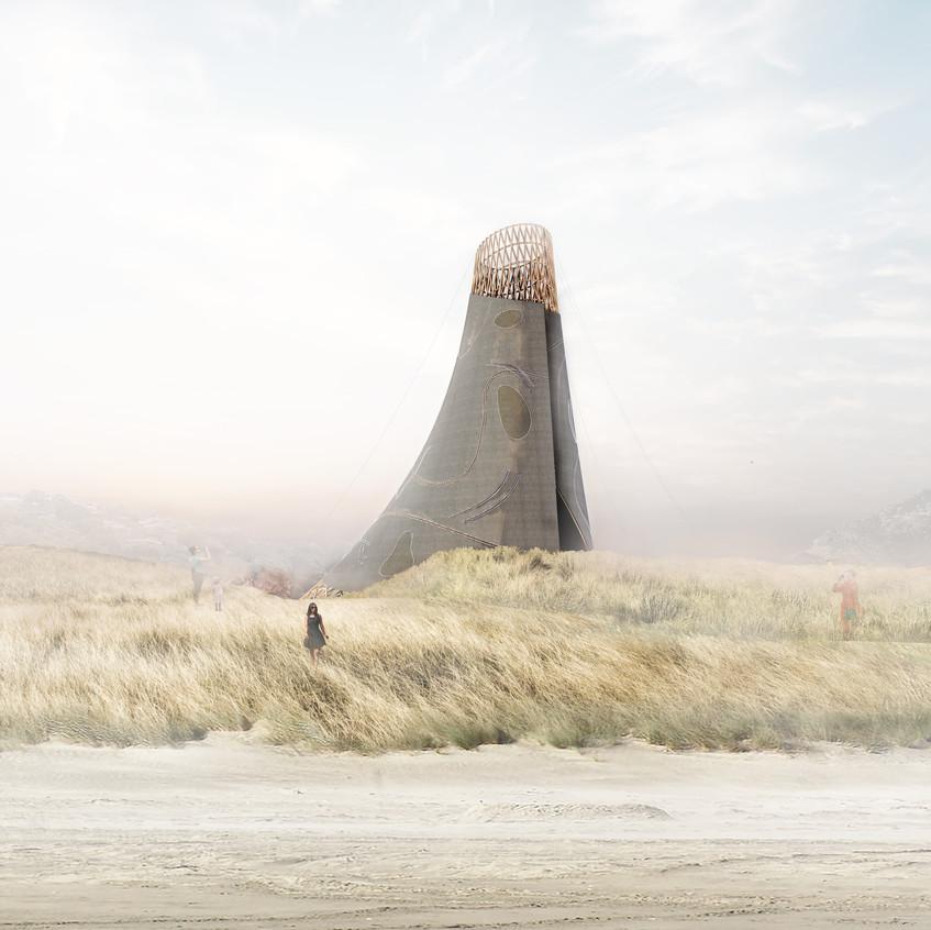 Tall Hut