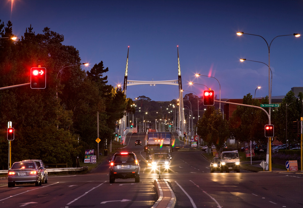 Ormiston Bridge, Auckland