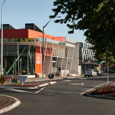 Te Atatu Peninsula Community Centre & Library