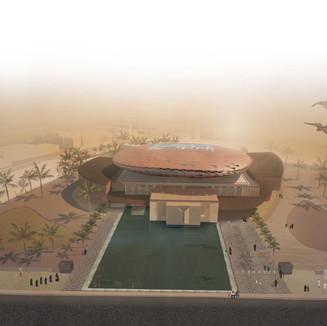 DAUI Library, Saudi Arabia