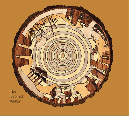 The Cabinet Maker CD - Hard Copy