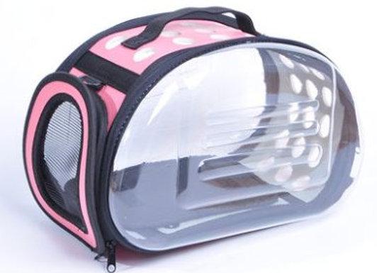 Transparent Pet Carrier - Small