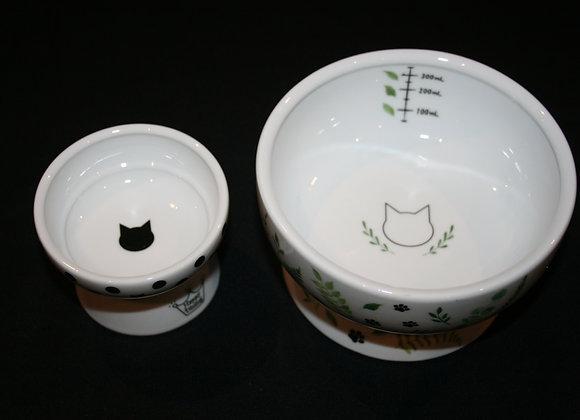 Water and Food Dish Set