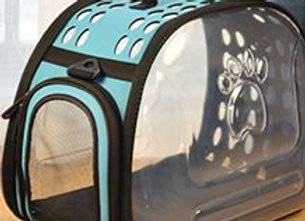 Transparent Pet Carrier - Large