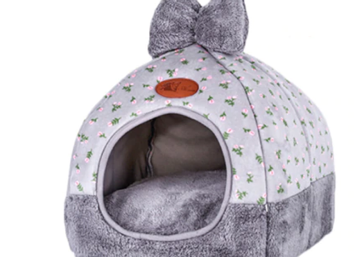 Small Grey Pet House