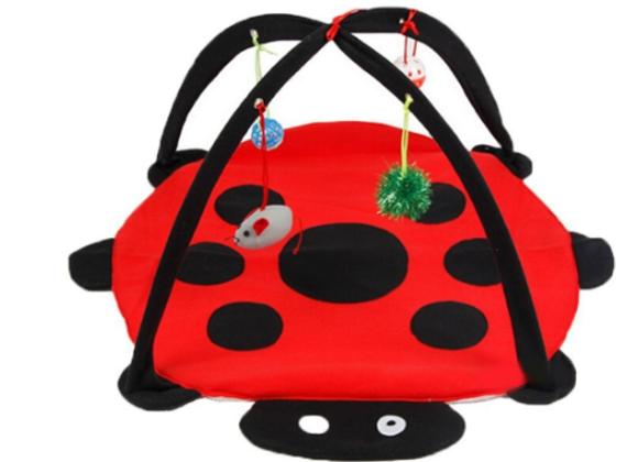 Ladybug Pet Play Mat