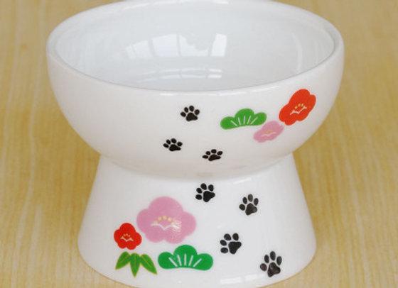 Tiny Ceramic Drinking Dish