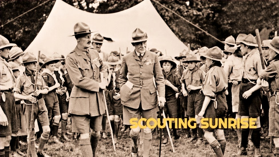 SCOUTING SUNRISE