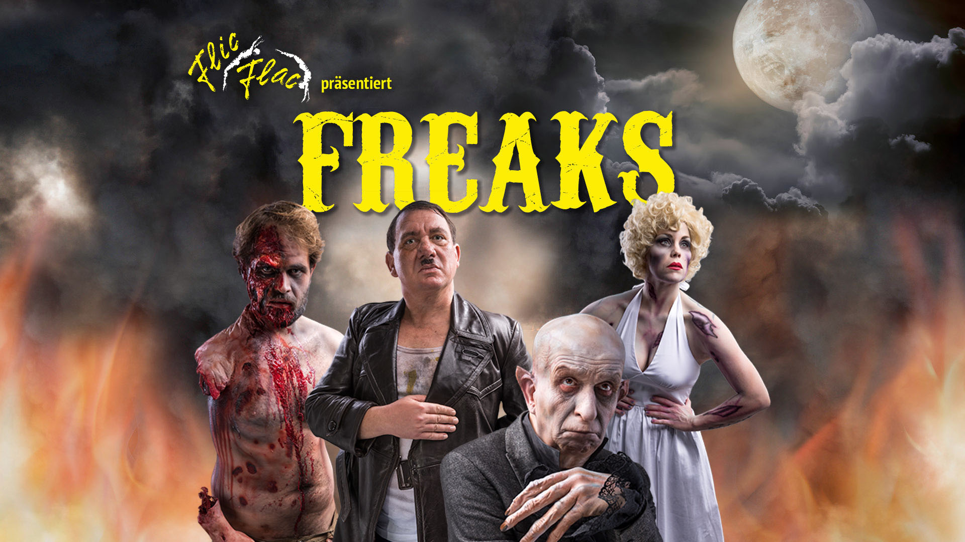 FREAKS - THE SHOW