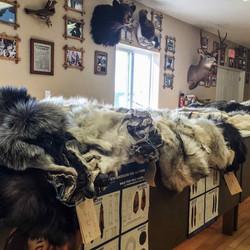 Fur Depot Tanned Fur
