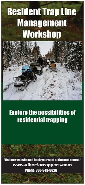 Resident Trapline Management Workshop