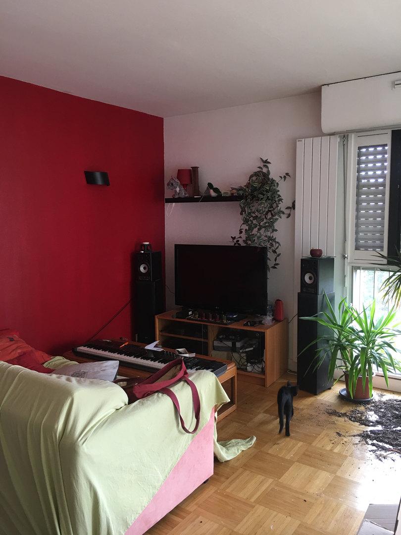 Appartement avant travaux