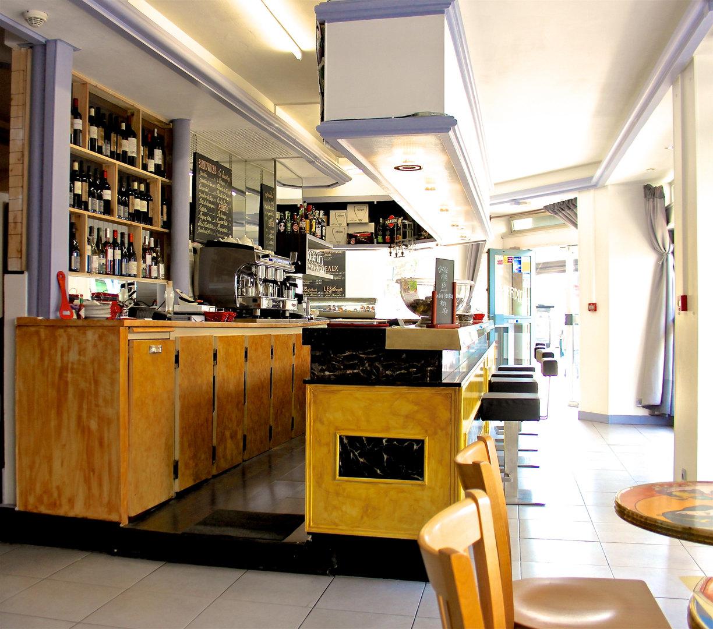 Brasserie rénovée