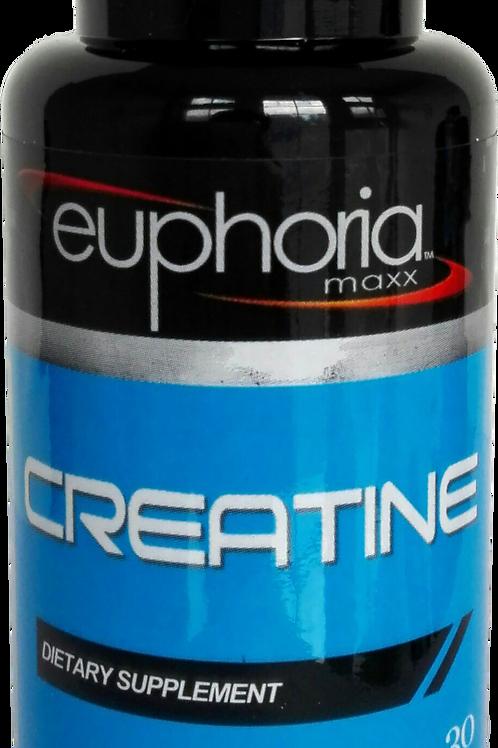 EuphoriaMaxx Creatine 30's Capsules