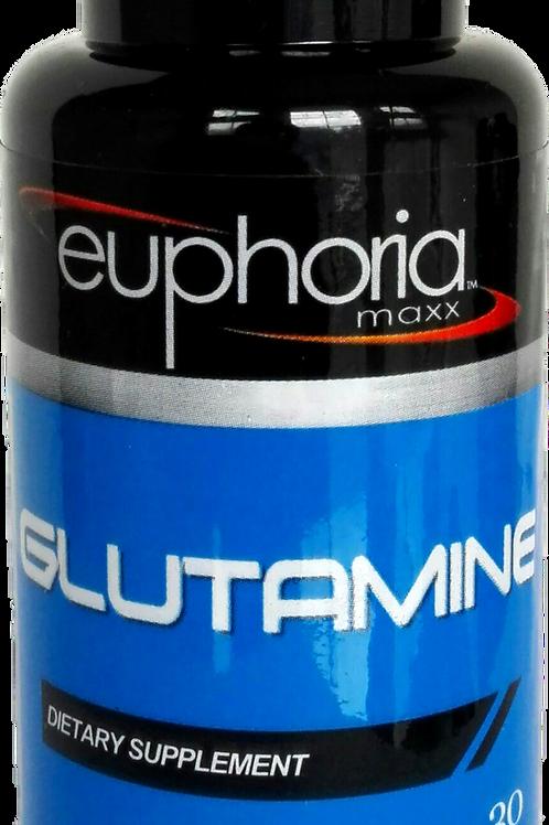 EuphoriaMaxx Glutamine 30's Capsules