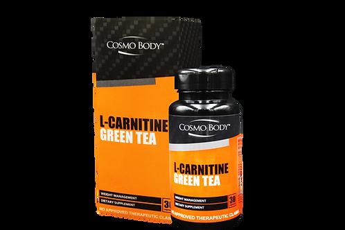Cosmo Body L Carnitine + Green Tea