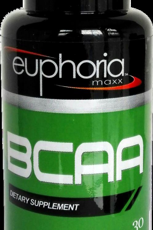 EuphoriaMaxx BCAA 30's Capsules