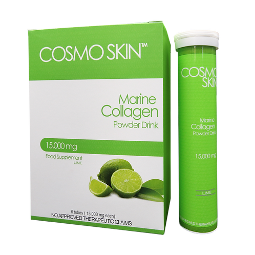Cosmo Skin Collagen Lime Flavour
