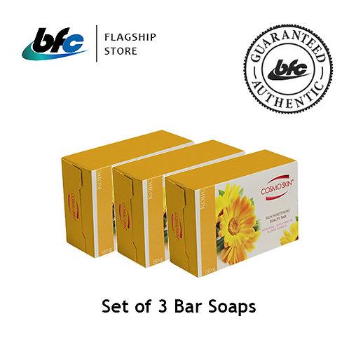 Cosmo Skin Kojic Soap x 3 Bars