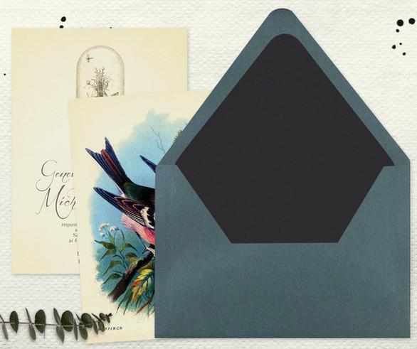 Garden Noire Envelope Liner