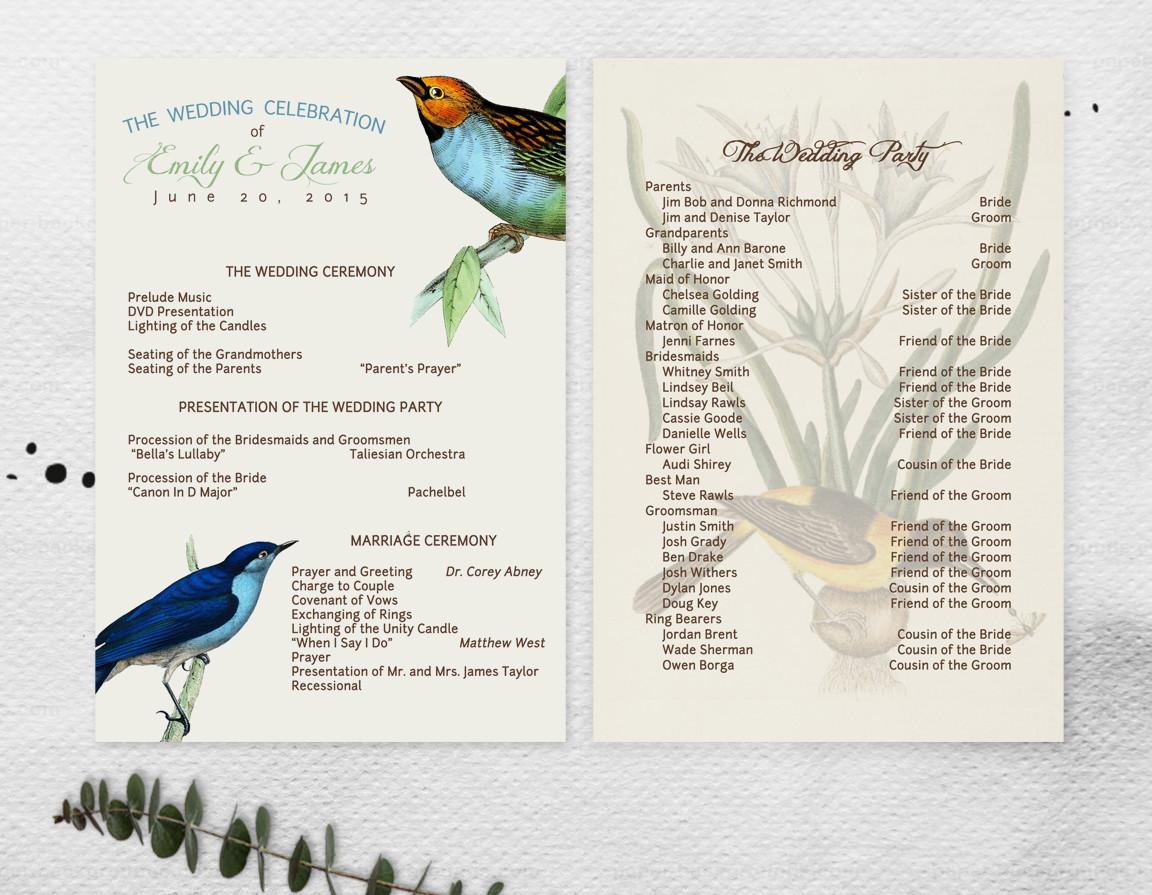 Ornithology Program