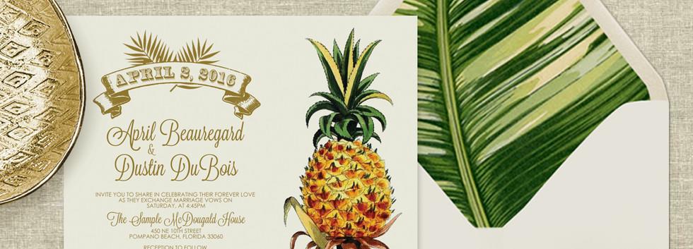 Paradise Envelope Liner