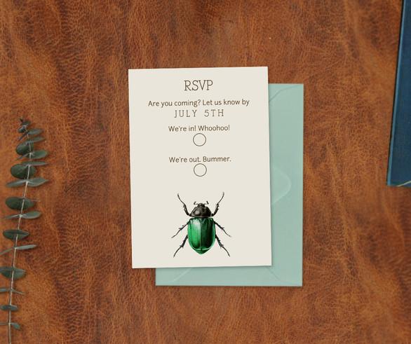 Entomology RSVP