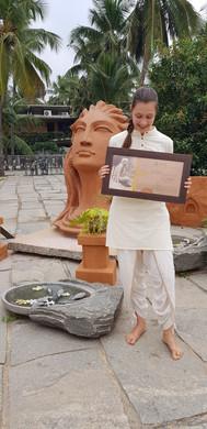 Isha Hatha Yoga Teacher Certification