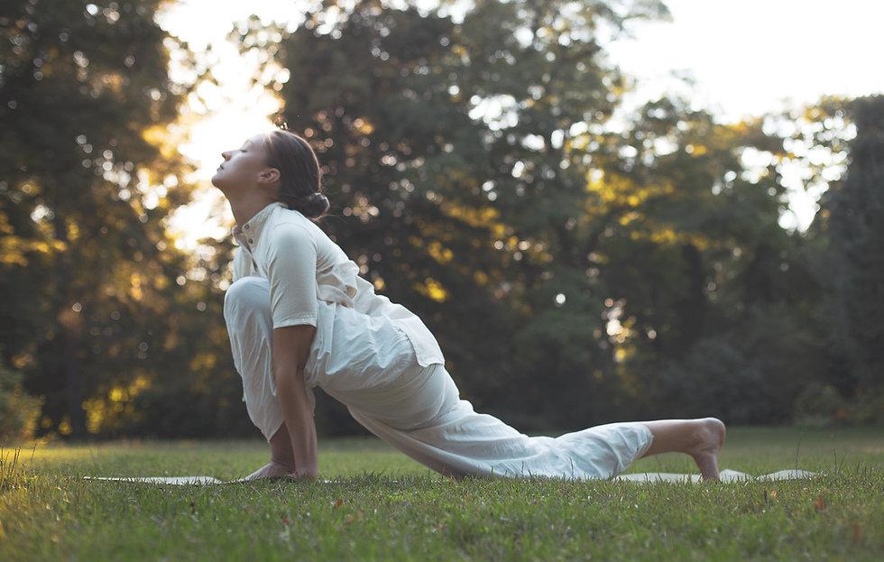 Yoga in Weimar Surya Kriya
